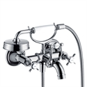 Picture of 2 handle bath and shower mixer