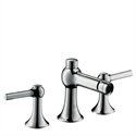 Picture of 3 hole bidet mixer with lever handles