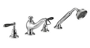 Picture of Imperial Notte 4 hole bath filler kit