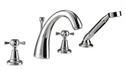 Picture of Imperial Cisne 4 hole bath filler kit