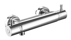 Picture of Imperial Capstone Isis thermostatic low and high pressure barrel shower valve