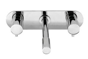 Picture of Imperial Isis Wall mounted basin mixer