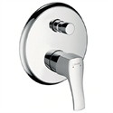 Picture of Single lever bath and shower mixer for concealed installation