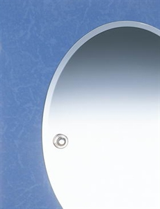 Picture of OSLO Mirror Oval Bevelled