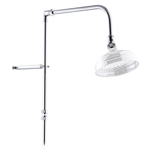 Picture of 15Mm Shower Arm & Extended Riser Rail For Bath/Shower Mixer