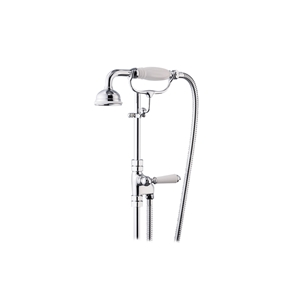 Picture of 18Mm Diverter Valve With Hose & Handshower On Cradle