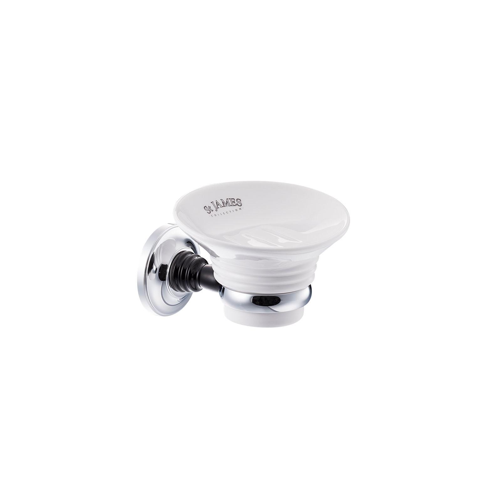 Picture of Porcelain Soap Dish & Holder