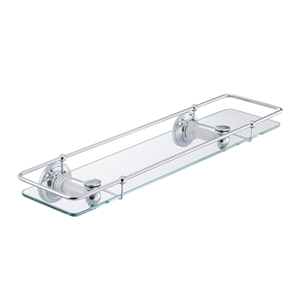 Picture of Glass Gallery Shelf