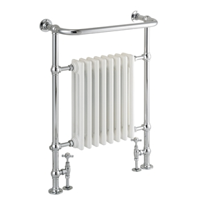 Picture of Towel Rail With Cast Iron Fins